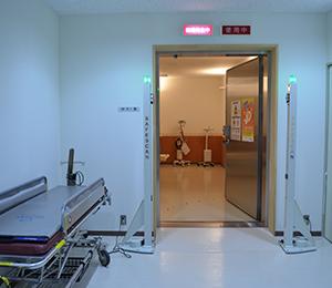 PET-CT室改修整備工事