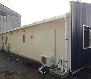 福岡倉庫志免営業所事務所改修工事