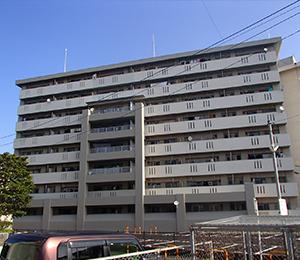 市営福浜住宅6棟 耐震等改修事業