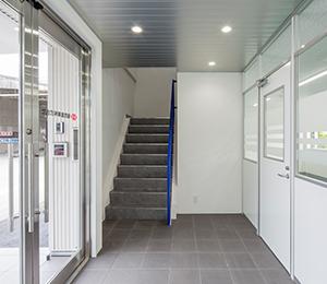 九州三建サービス増築工事