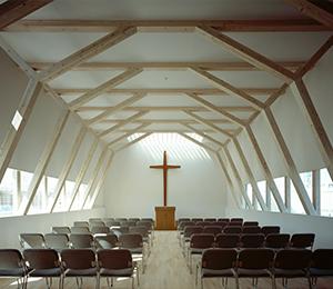 【新築工事】<br>福岡福音自由教会新築工事