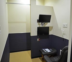 【改修工事】<br>PET-CT室改修整備工事