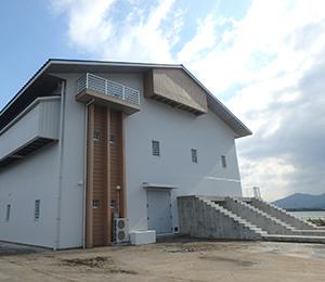 【新築工事】<br>都市基盤水崎川河川改修(排水機場建築)工事
