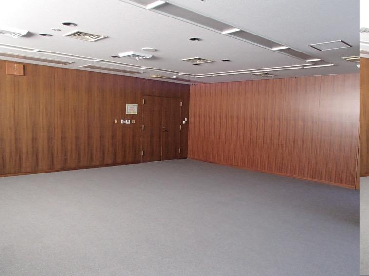 【改修工事】<br>令和元年度冷泉ハープビル大規模改修工事